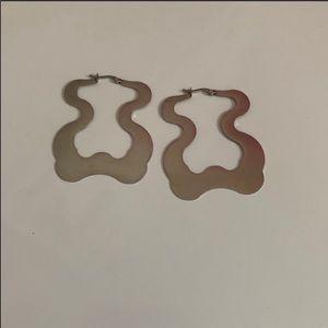 Tous shaped earrings